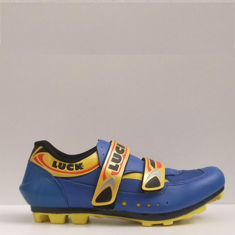 Zapatilla mtb Luckcyclingshoes Street lateral