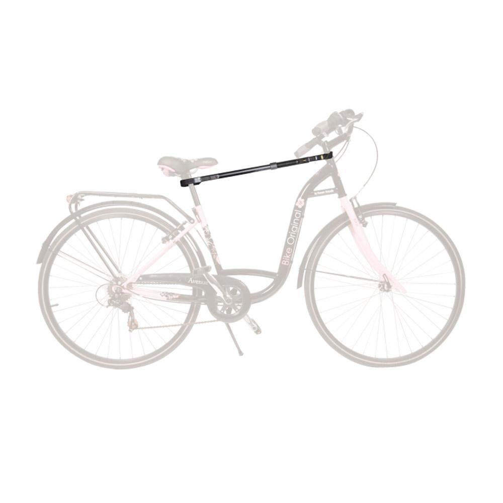 Barra Transporte de Bicicletas Green Valley 641 colocada