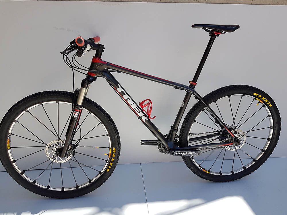 bicicleta trek superfly4