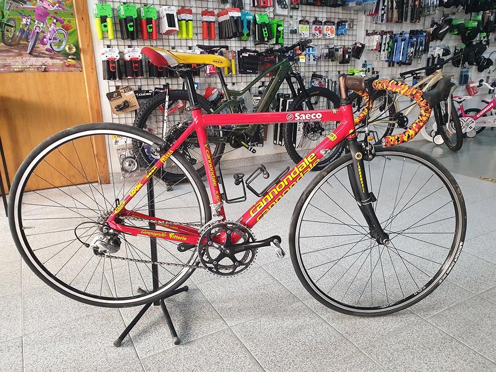 bicicleta-carretera-roja-cannondale-4