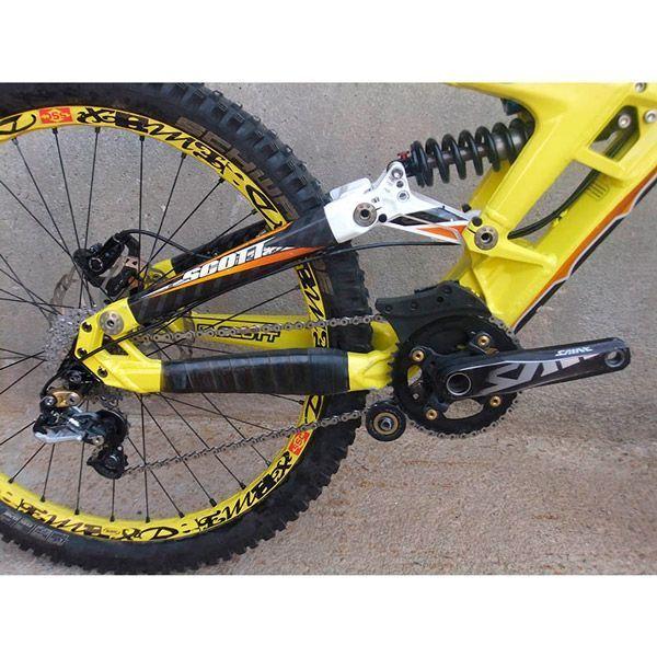 Bicicleta Mtb dh Segunda mano Scott Gambler 10 26 grupo