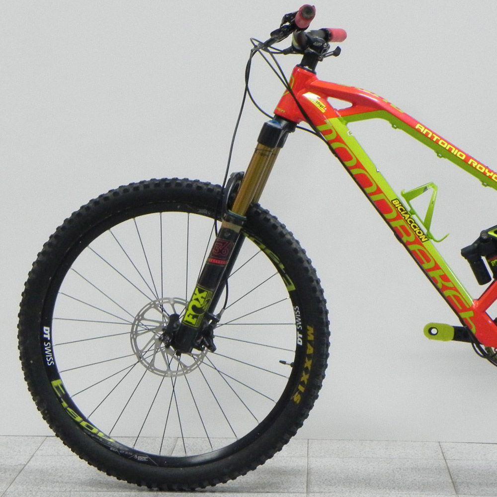 Bicicleta Mtb Mondraker Dune RR 2016 horquilla
