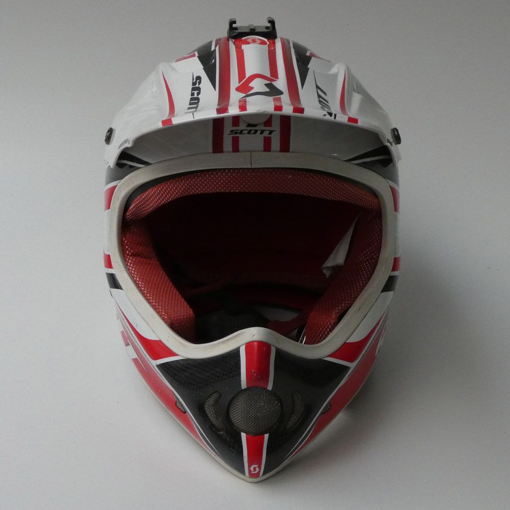 Casco Scott Spectre Carbon 2011 frontal