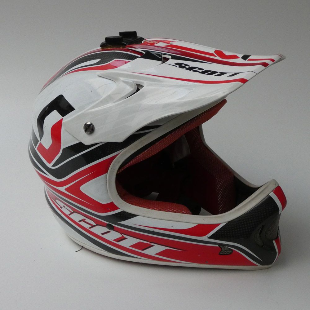 Casco Scott Spectre Carbon 2011 lateral