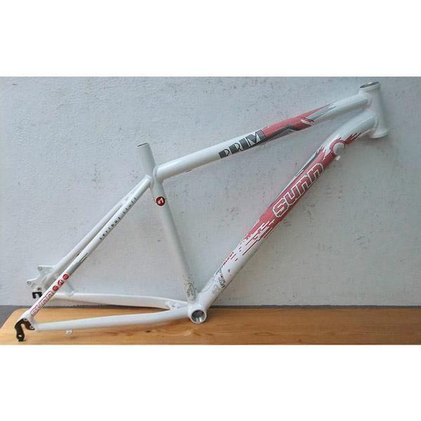Cuadro de Bicicleta Doble Scott Gambler Fr 20 vista lateral
