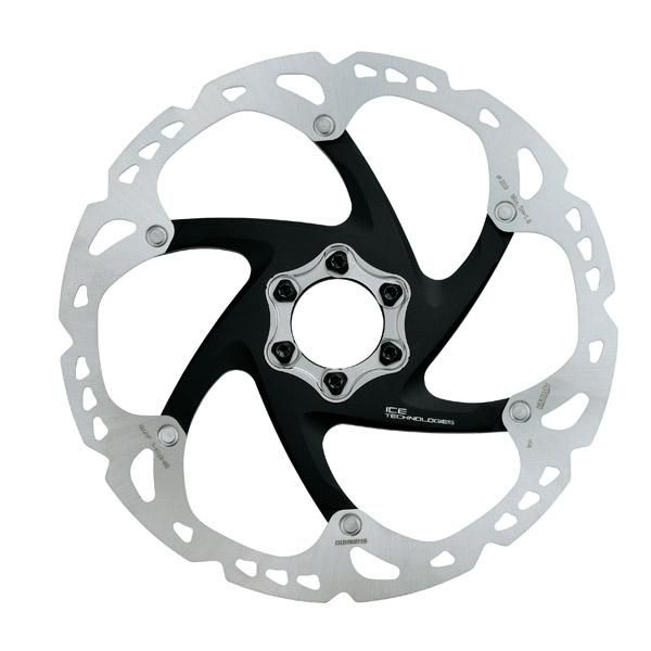 Disco - Shimano Deore XT 6T ICE-TEC 180MM