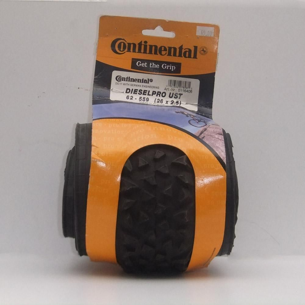 Neumatico Tubeless Mtb Continental Diesel Pro Ust 26x2.50