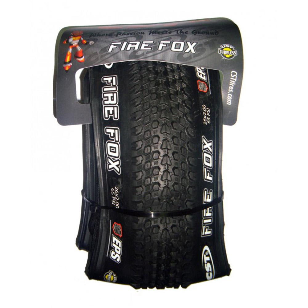 Neumatico Tubeless Mtb CST Fire Fox 26x2.00