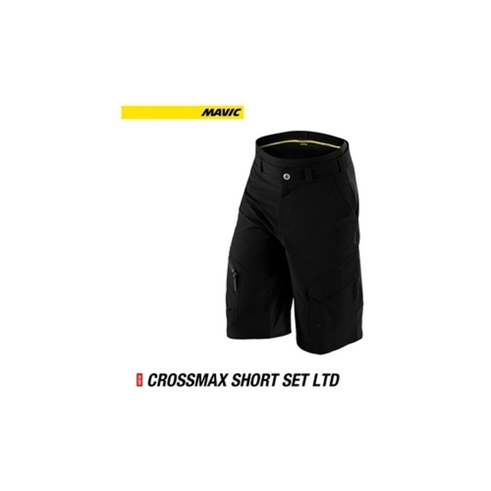 Pantalon Corto Mtb Mavic Crossmax Short Set Ltd marca