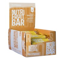 Barrita Energética Nutrinovex Fruitbar 40g Naranja