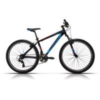 Bicicleta mtb megamo fun rigida 27.5 2017 azul