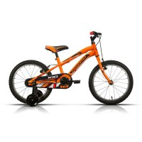 Bicicleta Mtb Megamo Kid 18 2017 naranja