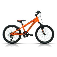 Bicicleta Mtb Megamo Open Junior 20 S 2017 naranja