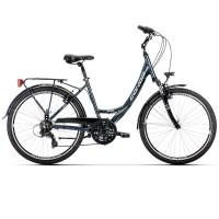 Bicicleta Paseo Conor Riverside Gris 2018