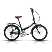Bicicleta Paseo Plegable Megamo Maxi 24 2017