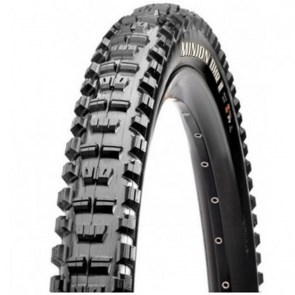 Neumatico Tubeless Ready Mtb Maxxis Dh Minion rear Super Tacky 27.5x2.40