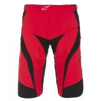 Pantalón Shorts Alpinestars Drop rojo